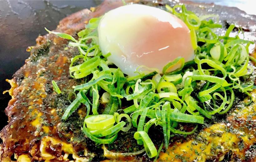 大阪風お好み焼き Sunny Side Kitchen
