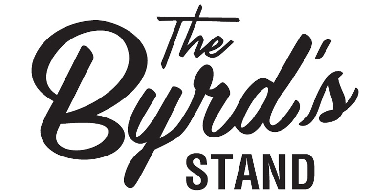 Byrd's STANDロゴ